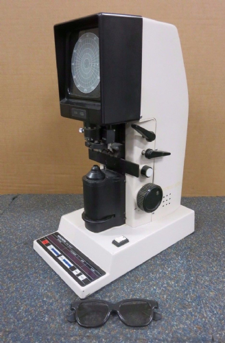 Magnon LM-750C Focimenter Ophthalmic Lensmeter Opticians Ophthalmologist